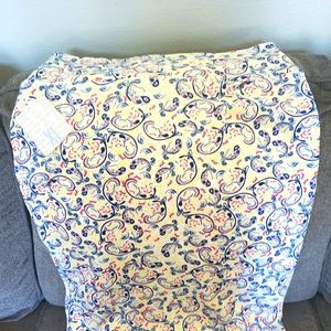XL LuLaRoe Cassie Pencil Skirt Brand new with tags
